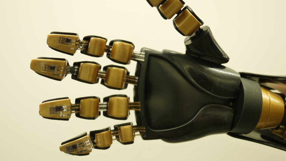 We're One Step Closer To Creating Artificial Skin With A Sense Of Touch