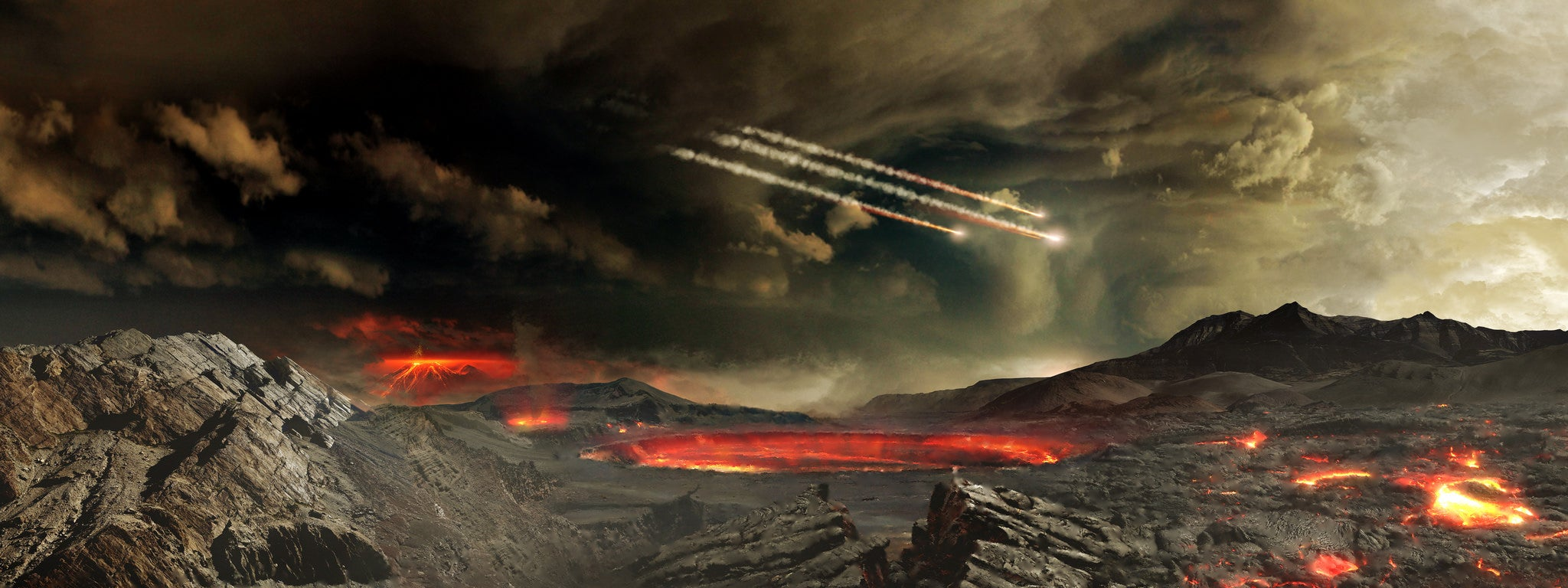 Life May Have Gotten Started On Earth Almost Immediately