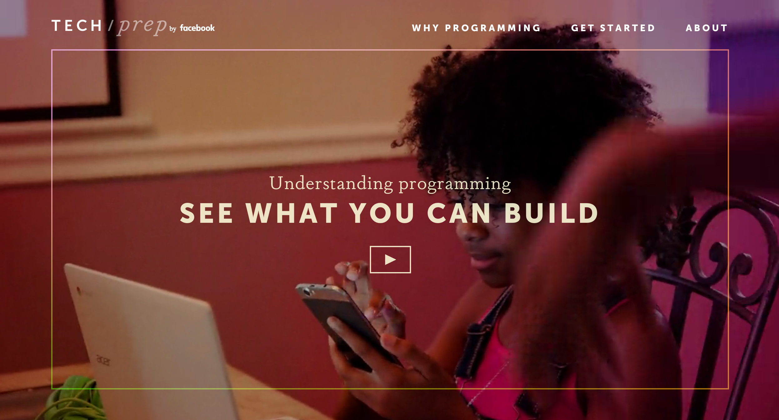 TechPrep Is Facebook's Attempt To Diversify Computer Science