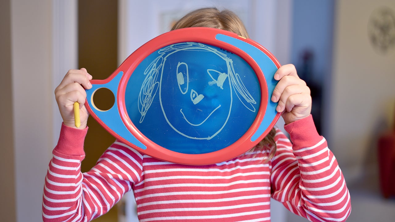 Inspire Aspiring Artists With Boogie Board's New Infinite Tracing Tool