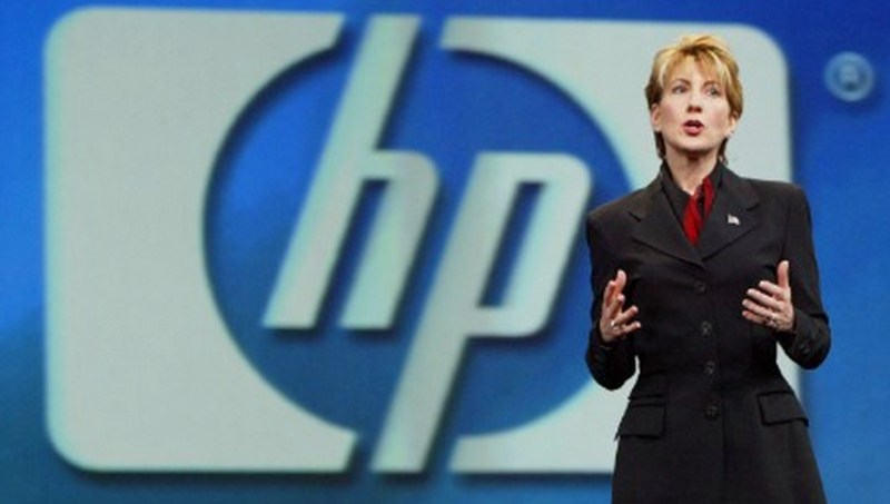 Former HP CEO Carly Fiorina Blames Office Politics For Getting Canned