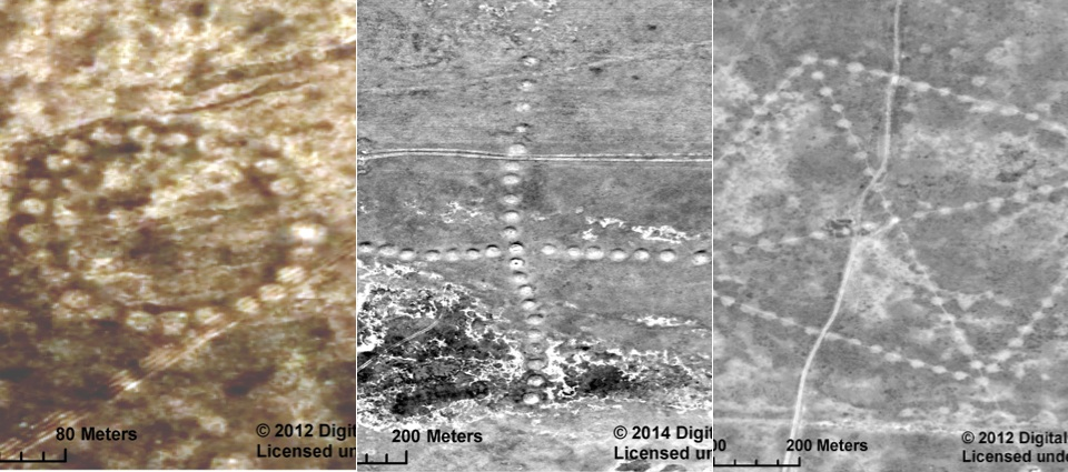 Newly-Discovered Geoglyphs Are So Big, NASA Is Helping Study Them From Space
