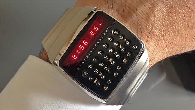 The First True Smartwatch Was Actually Released Way Back ...