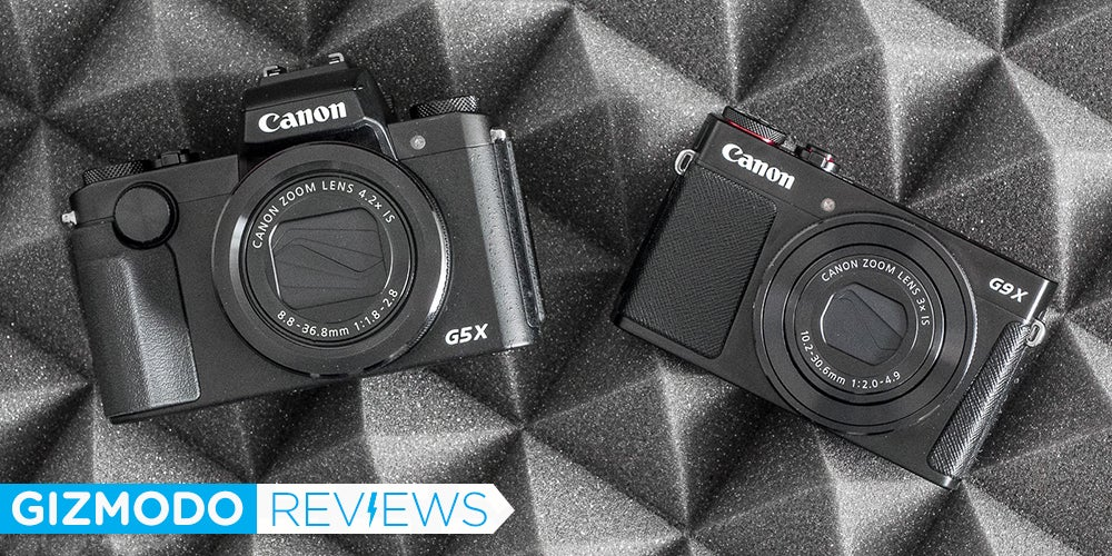 Canon G9 X and G5 X Review: Cameras That Feel So Nice, But Have a Speed Problem