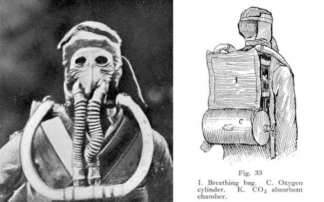 The Strange and Wonderful History of Diving Suits, From 1715 to Today