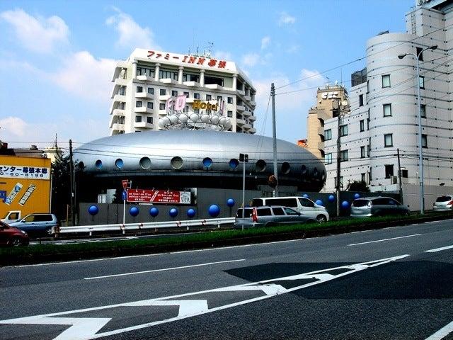 Inside Japan's Pleasure Hotels