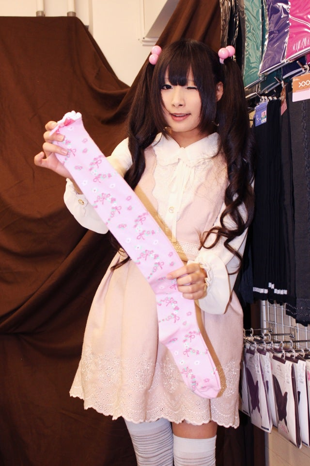 """The """"World's First"""" Thigh-High Sock Store Opening in Tokyo"""