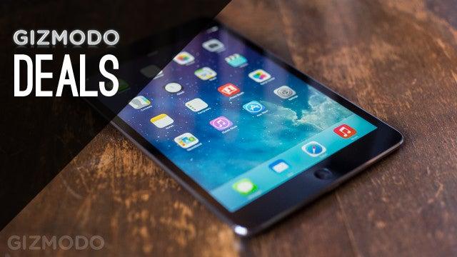Discounts On iPads, iPhones, MacBooks Pros, And Nexus 5s [Deals]
