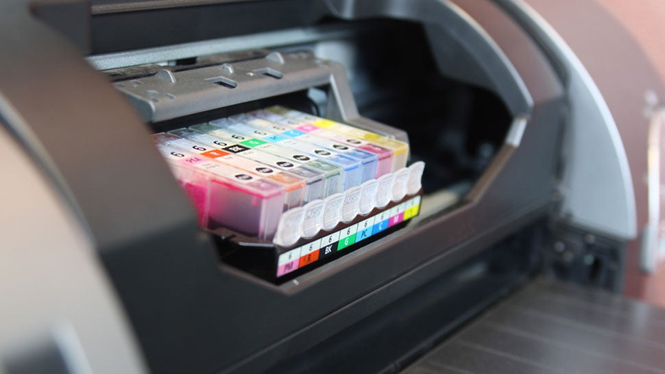 Reinventing the Printer With Rewriteable Paper and Water for Ink
