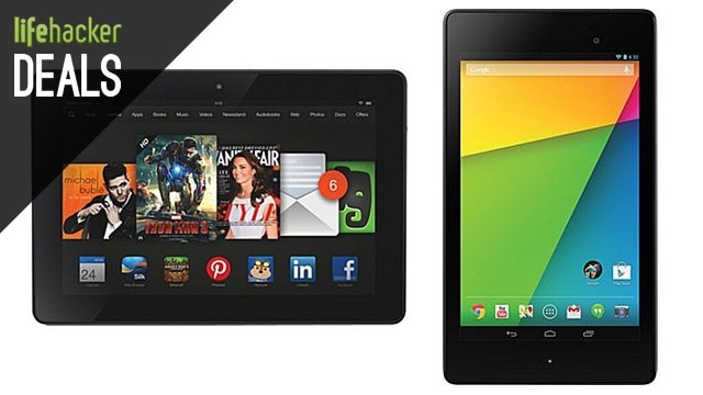 Kindle Fire and Nexus 7, Belkin WeMo, Samsung SSDs [Deals]