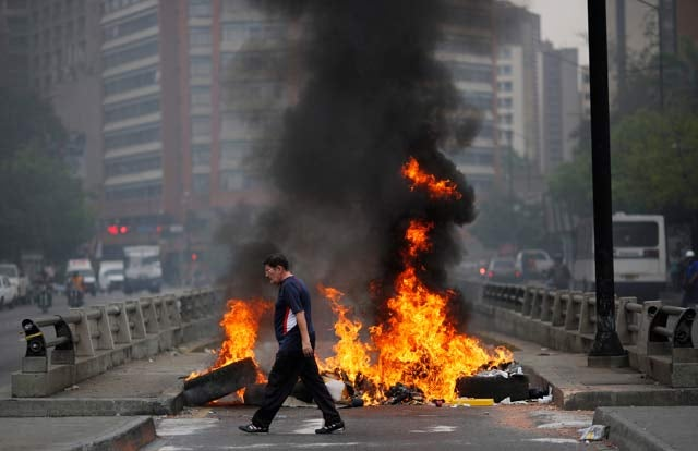 The Mobile App Driving Venezuela's Anti-Government Protests