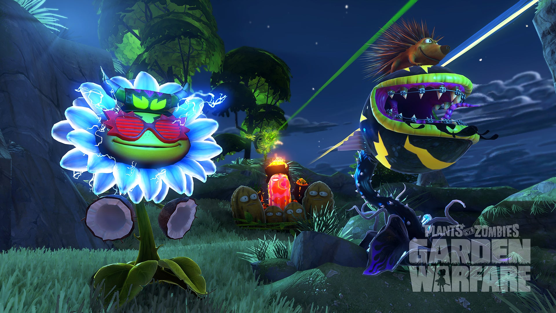 Plants Vs Zombies Garden Warfare The Kotaku Review Kotaku Australia