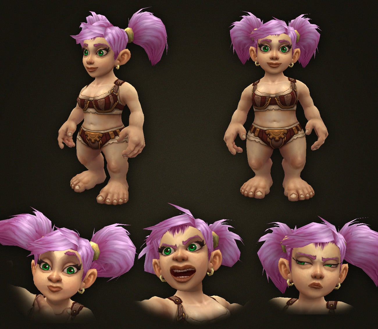 WoW gnome exalted status nackt gallery