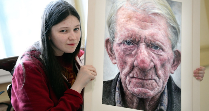 Ultra Realistic Drawing Shows The Amazing Skills Of A