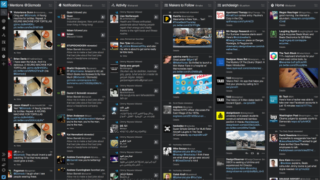 You Should Log Out of TweetDeck Right Now (Update: It's Down)