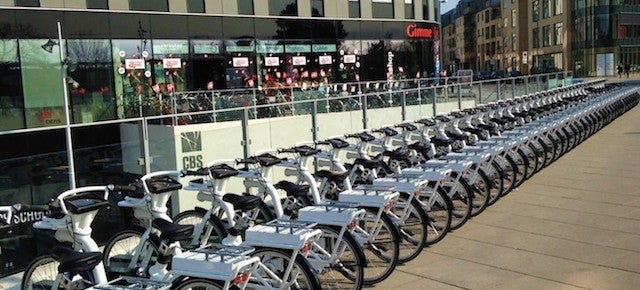 Why Don't More Cities Have E-Bike Shares?