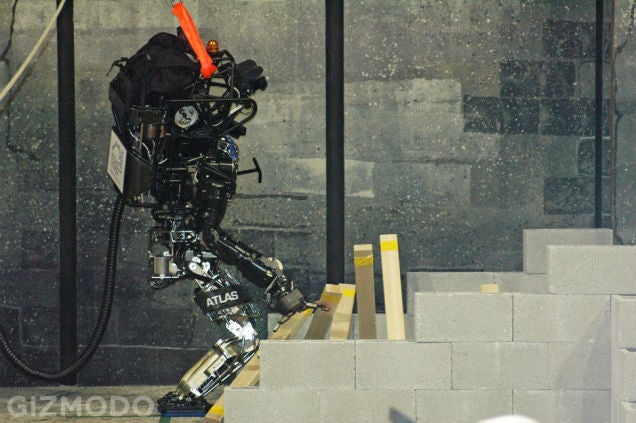 DARPA's Robotics Challenge Finals Just Got A Whole Lot Harder