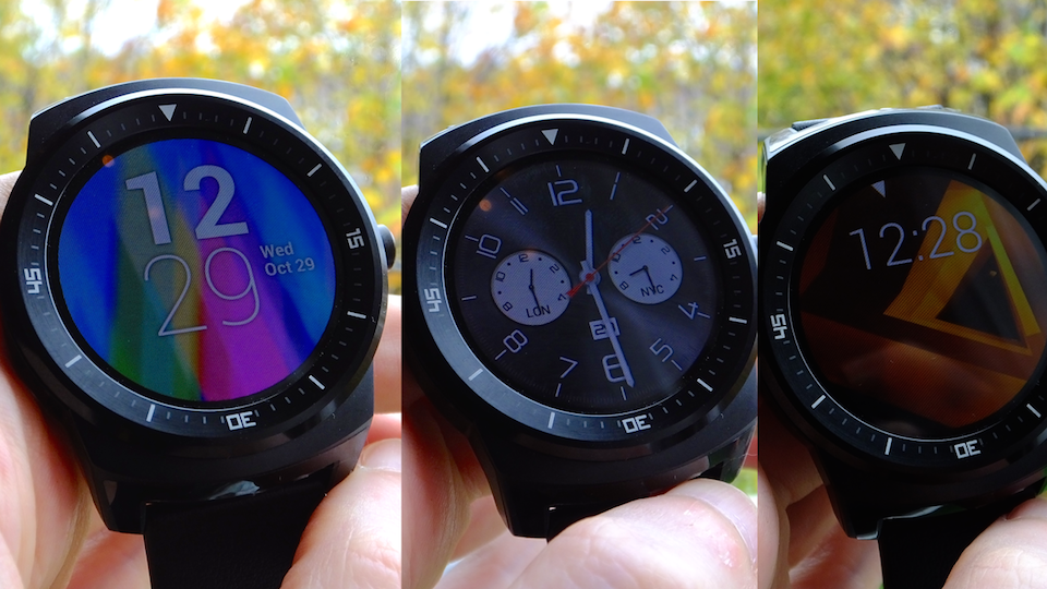 LG G Watch R Review: Worthy of Your Wrist, Even If Android Wear Isn't