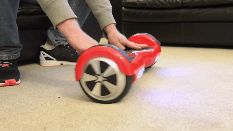 Man Suffers Amnesia After Falling Off Hoverboard, Thinks It's 2010