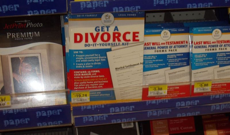 E-Divorce Startup Wants to Make Splitting Up Painless