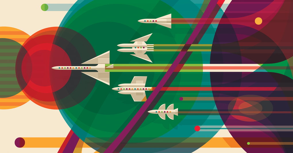 We're Entering a Golden Age of Space Tourism Propaganda
