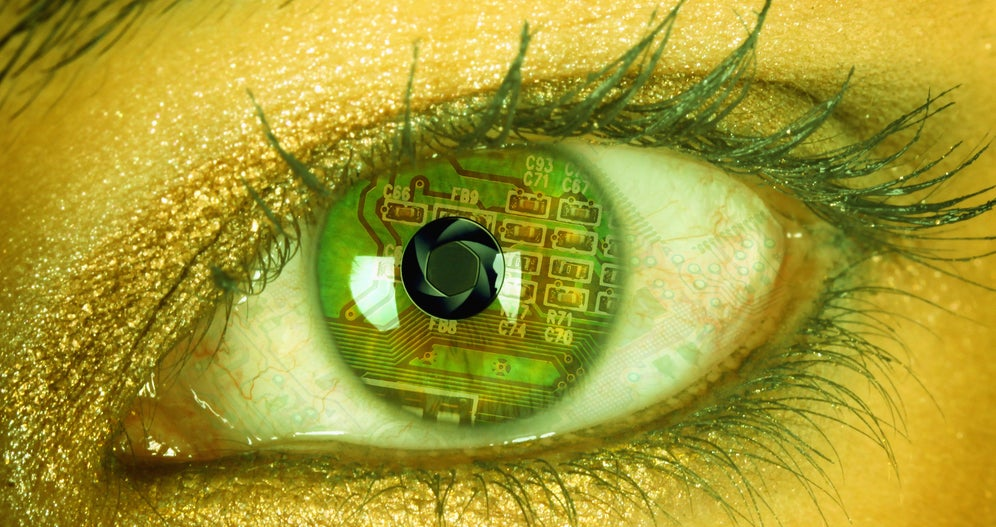 Bionic Eyes Can Already Restore Vision, Soon They will Make It Superhuman