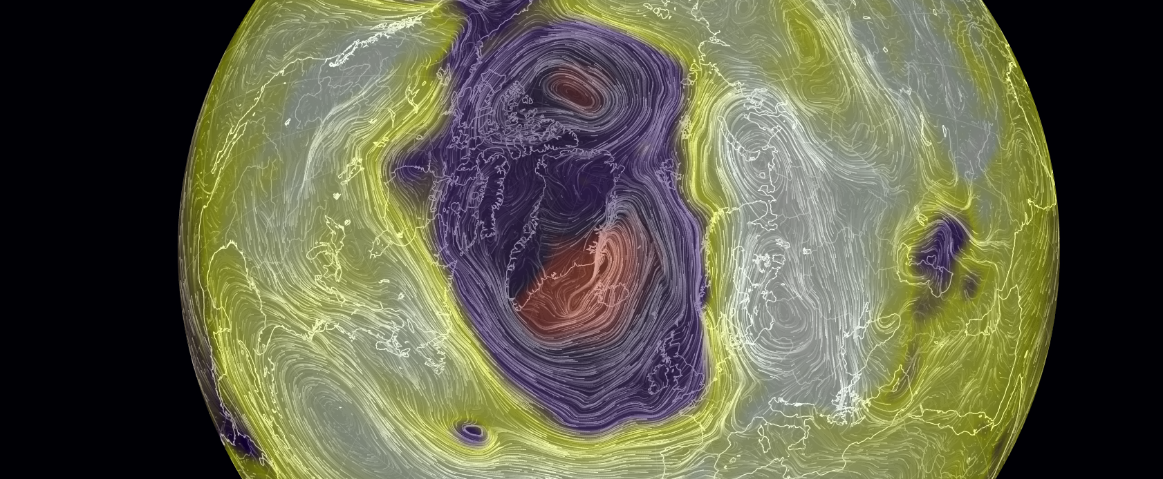 Temperatures Rose Above Freezing at the North Pole Today