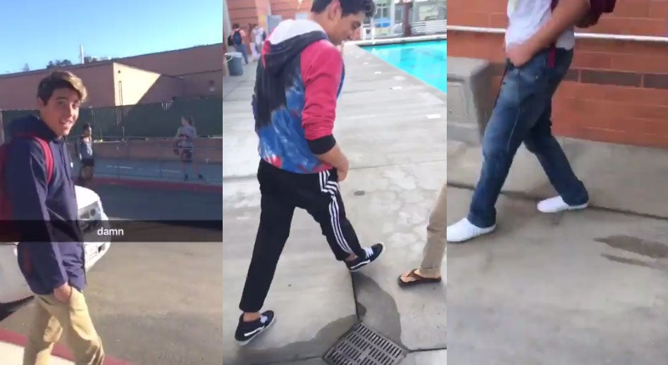 'Damn, Daniel' Teen Gets Swatted