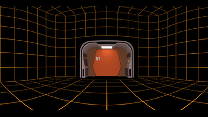 Of Course Somebody Recreated The Holodeck In Steam VR