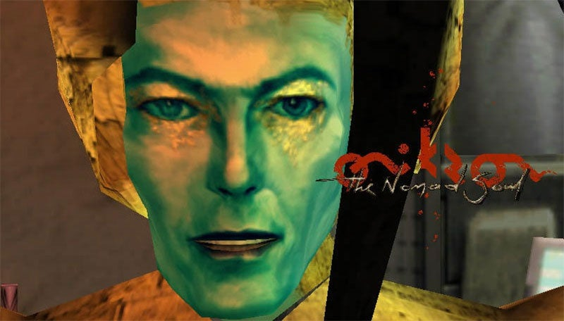 The Video Game That Changed How I Saw David Bowie