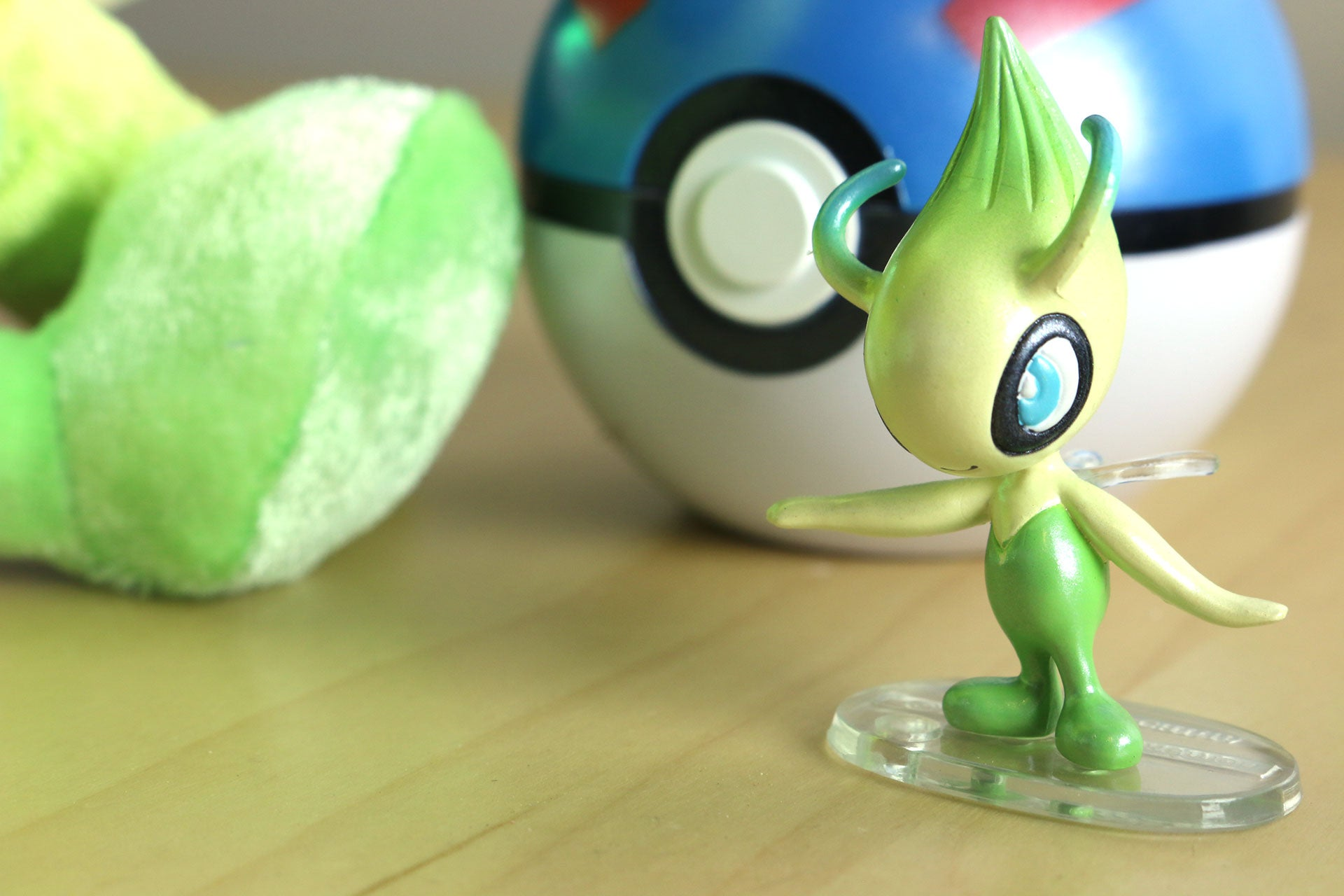 It's Been A Mythical Month, Celebi