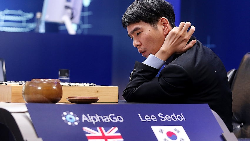 AlphaGo's Domination Has South Korea Freaking Out About Artificial Intelligence