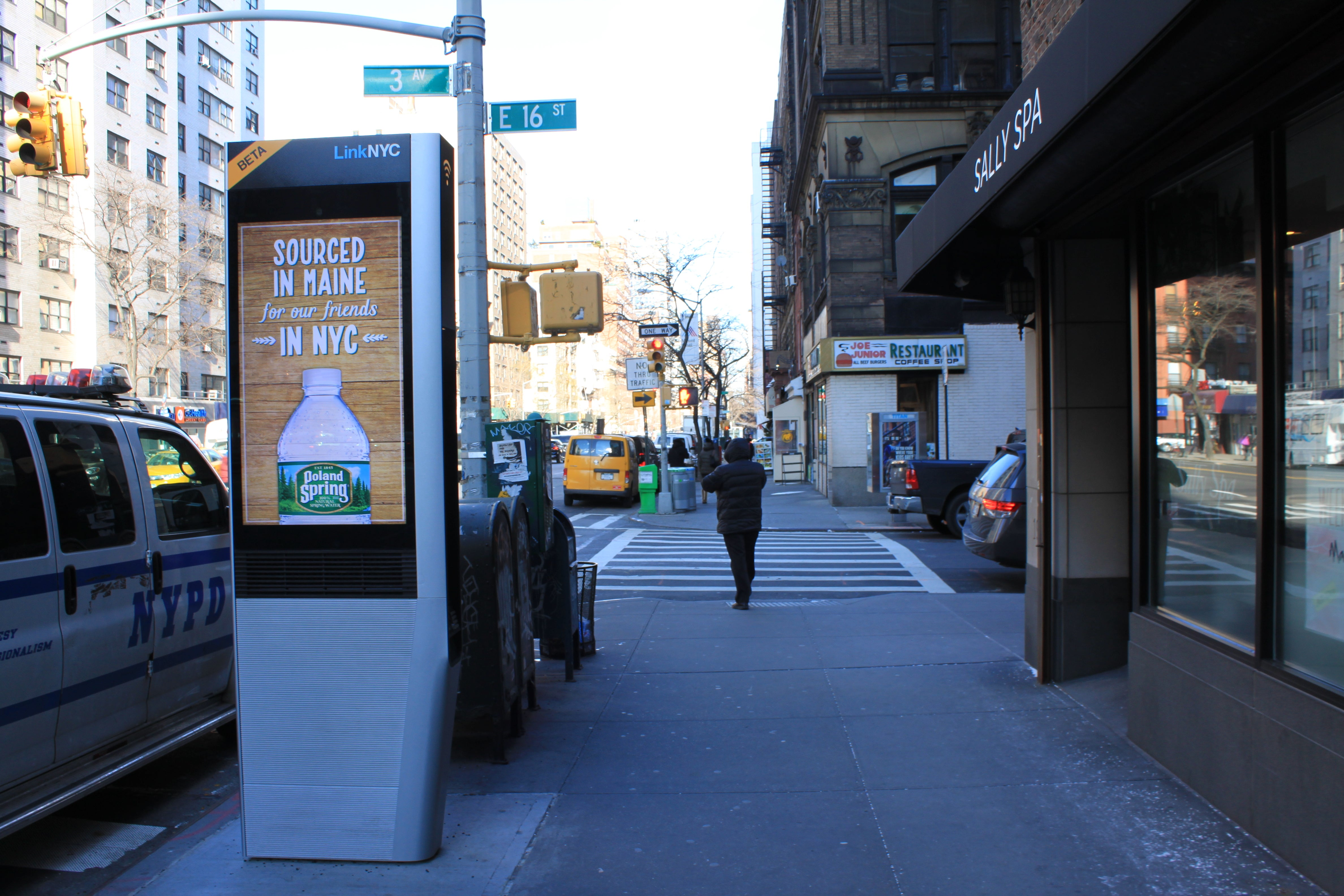 NYC's New Public Wifi Is Obscenely Fast