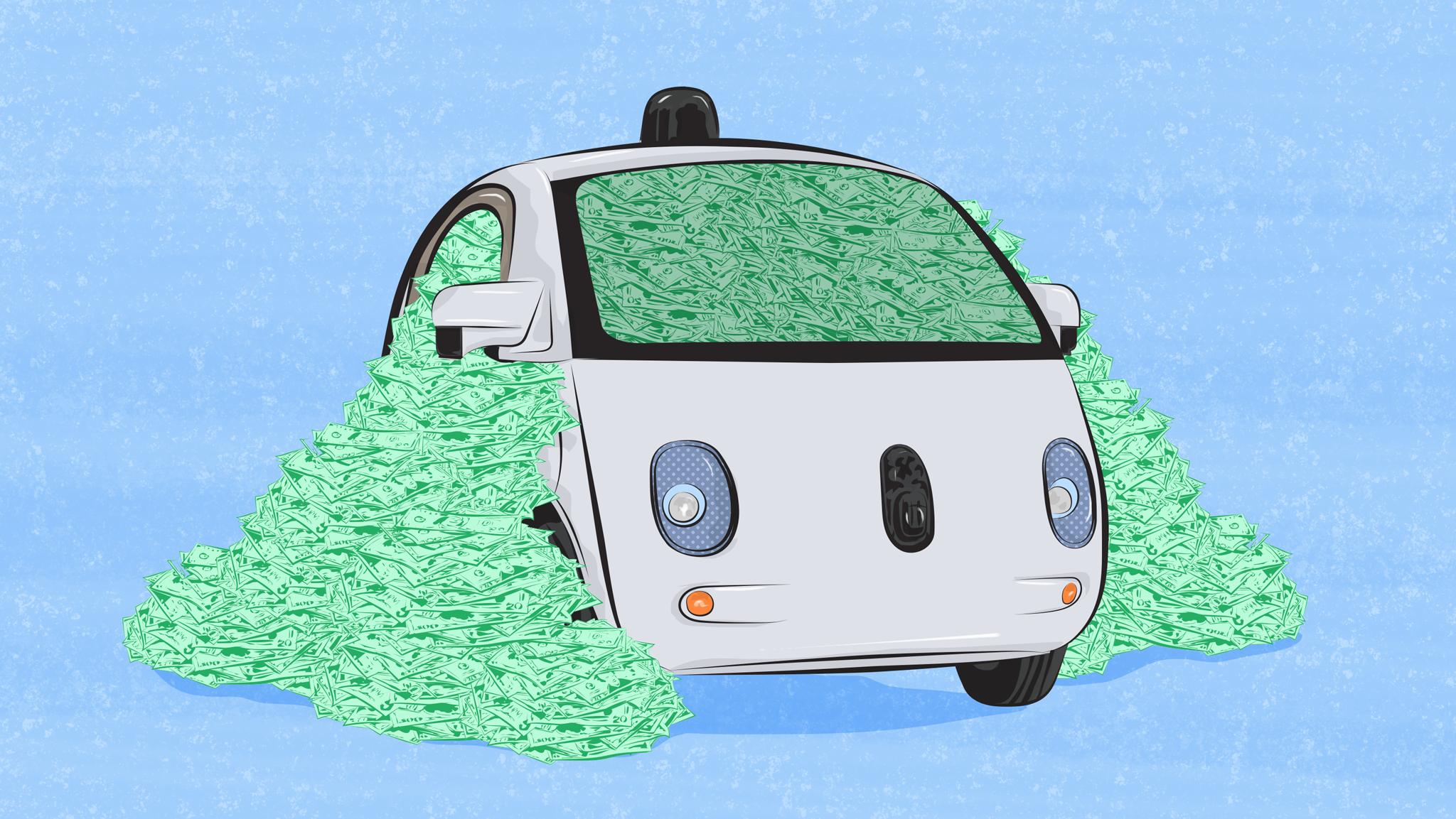 7 Autonomous Vehicle Ideas That Need to Happen Now