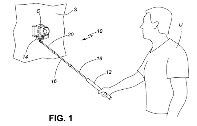 The Truly Brilliant Design History of the Selfie Stick