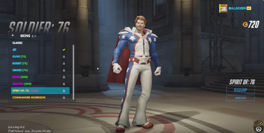 Overwatch's Character Skins Are Getting Ridiculous