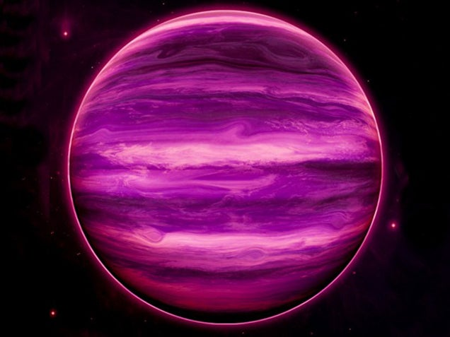 Scientists find water clouds outside the solar system for the first time