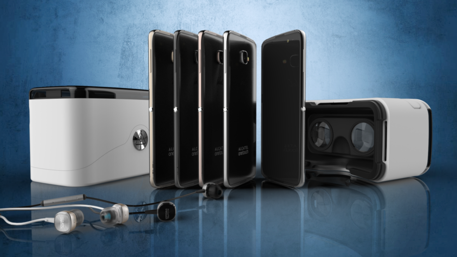 This Smartphone's Packaging Turns Into a VR Headset