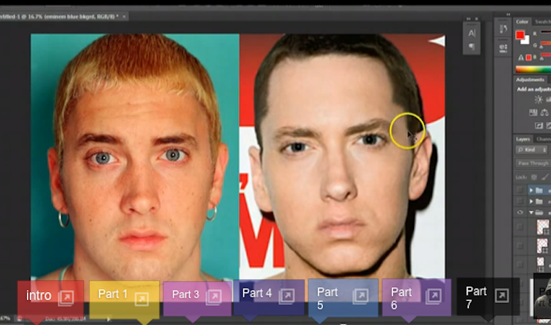 Eminem Before And After Rehab