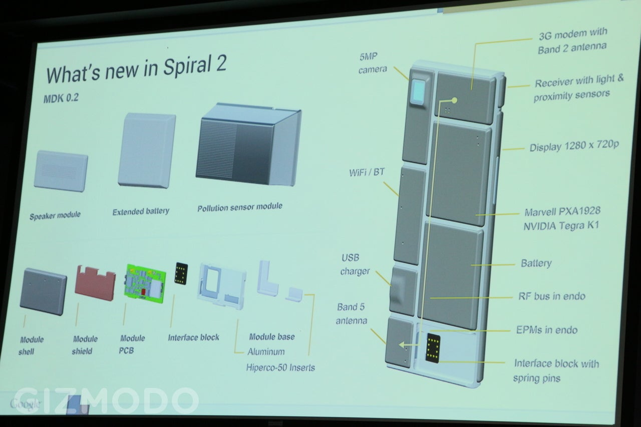 Don't Expect Google's Modular Ara Smartphone Anytime Soon