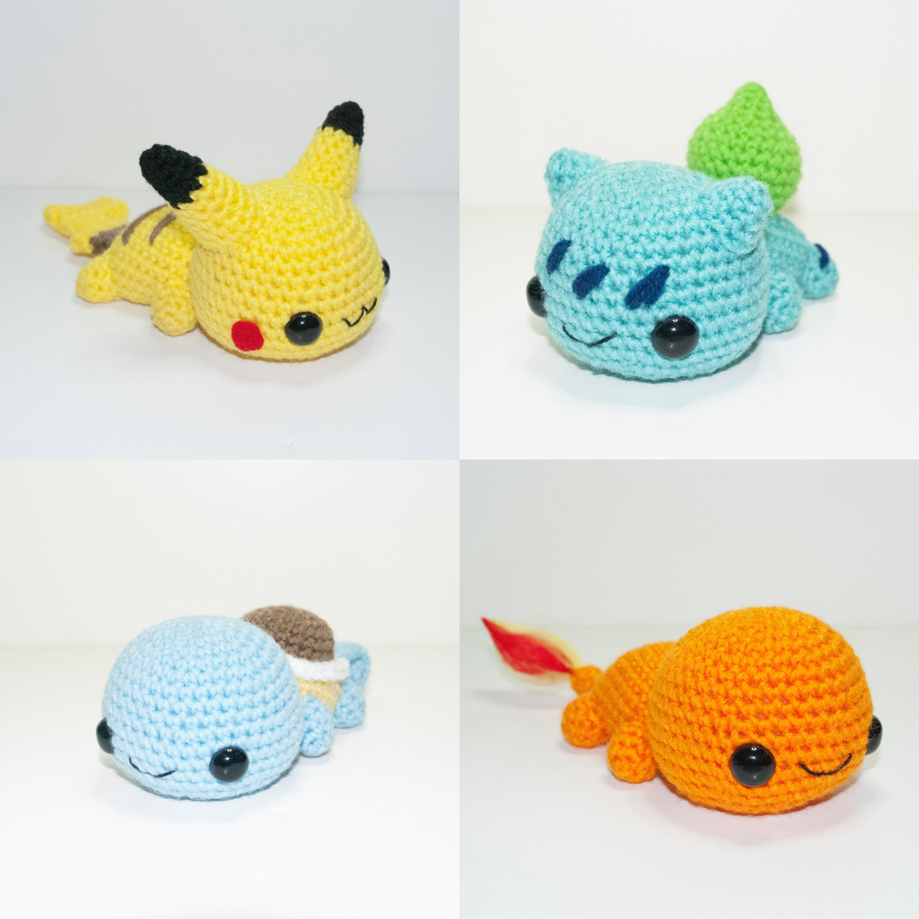 Even Crocheted PokEmon Need Rest After Battle Kotaku Australia