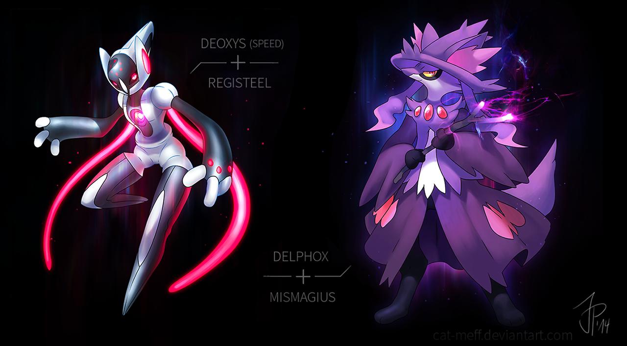 pokemon fusion mewtwo and - photo #8