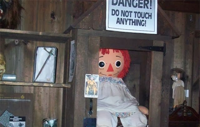 7 Terrifying Cursed Objects That Actually Exist