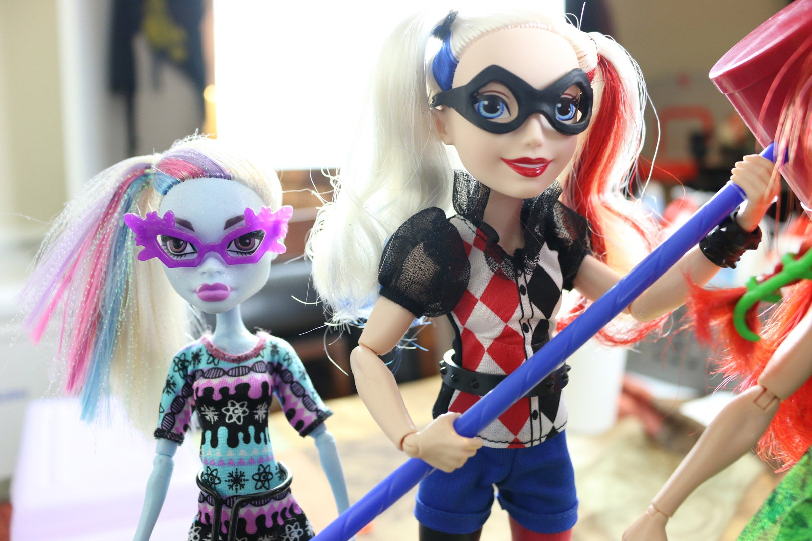 DC Super Hero Girls Bring Comic Book Toys To A Brand New Audience