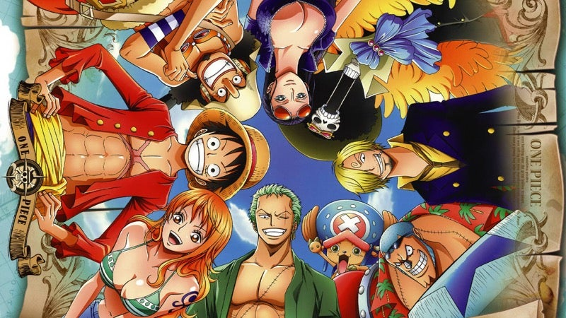 One Piece Creator On Drawing Boobs