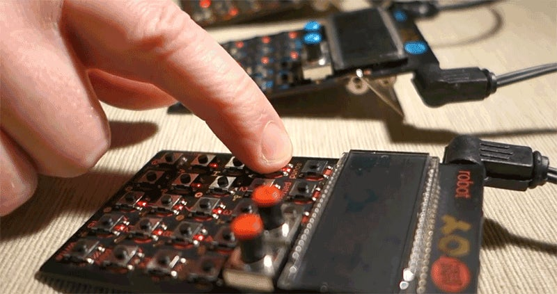 Recreating Commodore 64 Tunes on These Tiny Synths Requires Blazing Fast Fingers