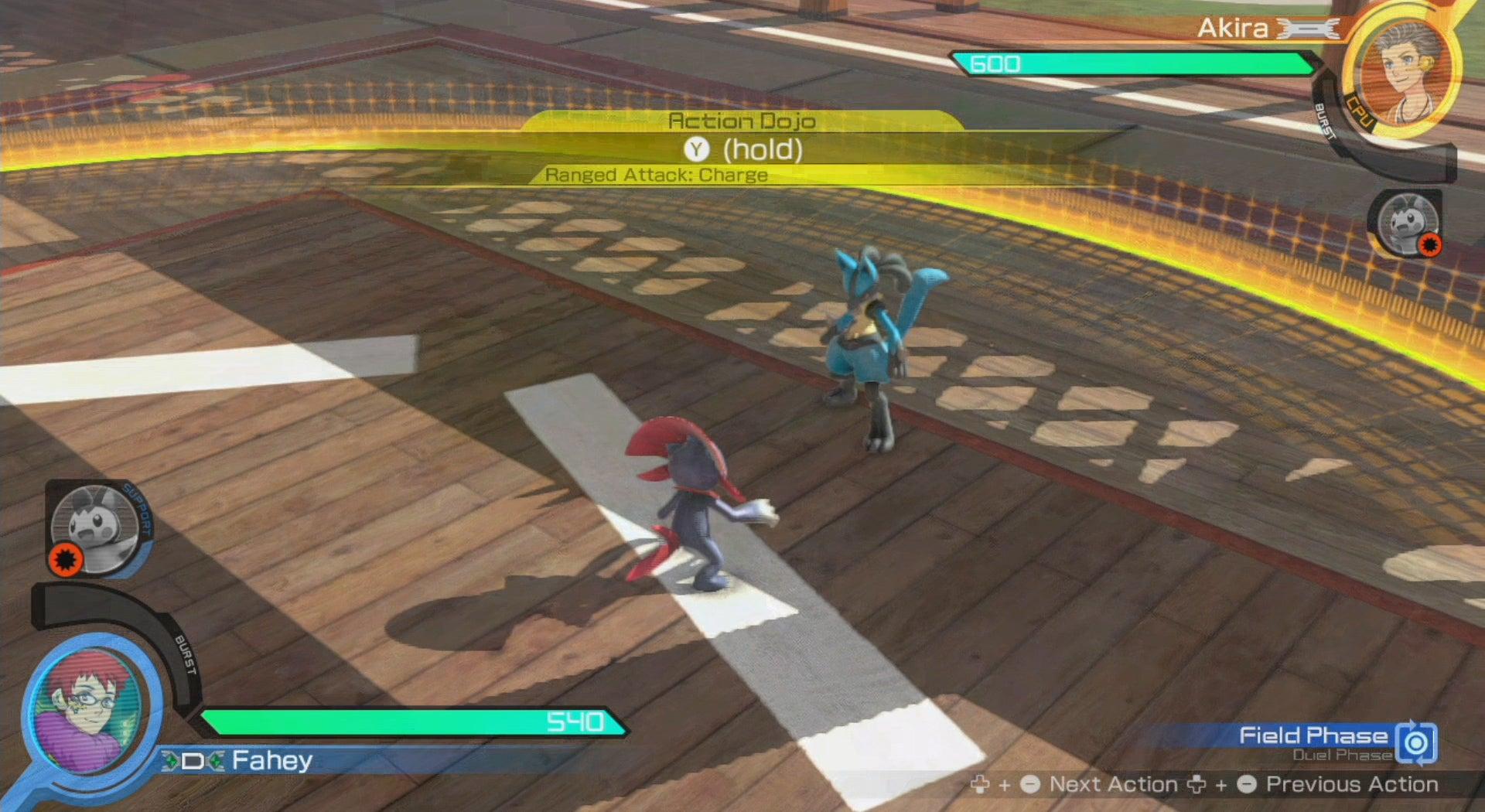 A Ten-Minute Tour Of Pokkén Tournament Wii U