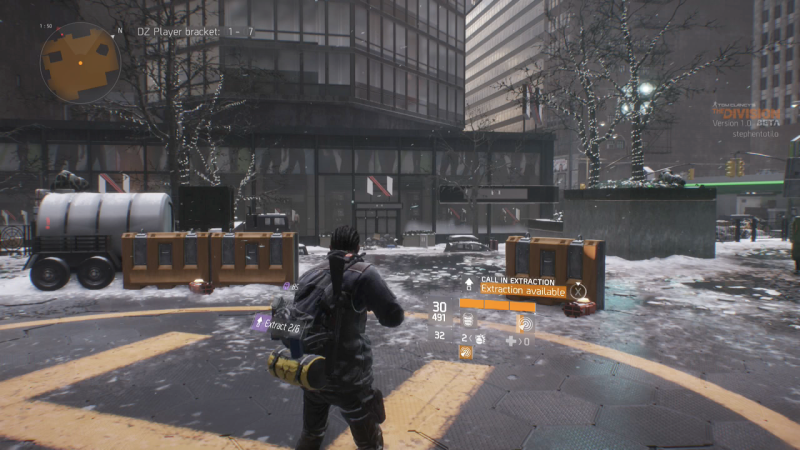 Here's What's Changing For The Division's Second Beta