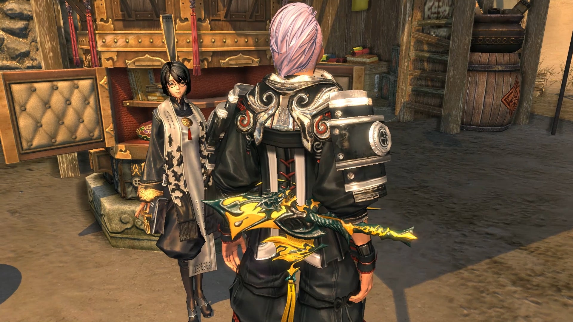 My New Best Friend Is A Blade & Soul NPC