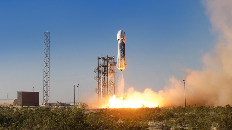 Wanted: Reusable Rockets for NASA Research